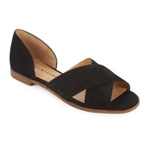 New Lucky Brand D'Orsay Flats